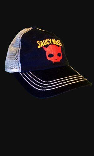 Saucy Beast trucker cap