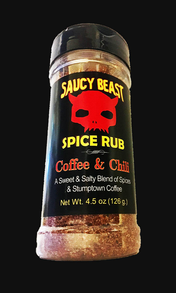Saucy Beast spice rub
